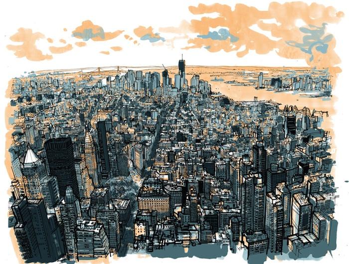 Patrick Vale NYC coloured