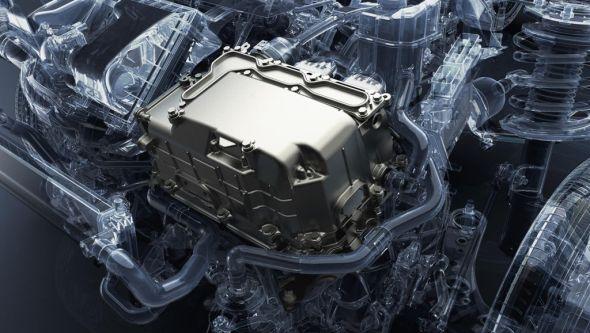 Lexus CT 200h technical Hybrid Synergy Drive