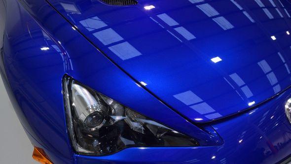 Lexus LFA ultimate car cleaning guide finish