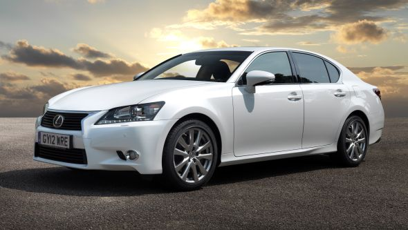 History of the Lexus GS 250