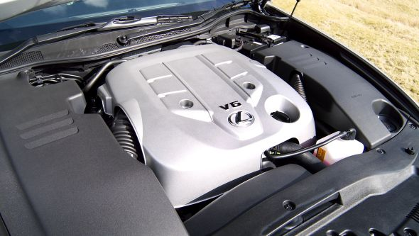 History of the Lexus GS 300 engine