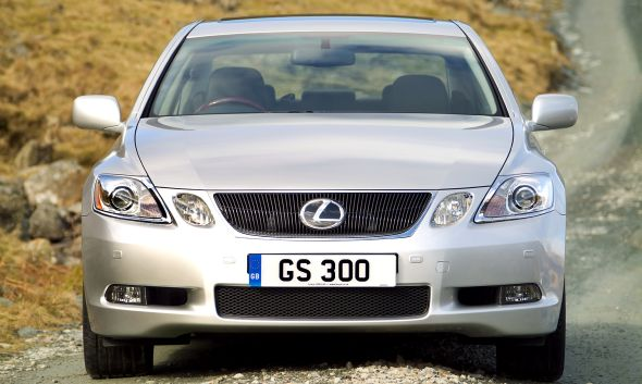 History of the Lexus GS 300