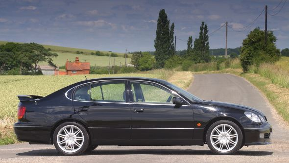 History of the Lexus GS 430