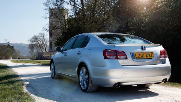 Lexus GS 450h rear-wheel drive luxury hybrid