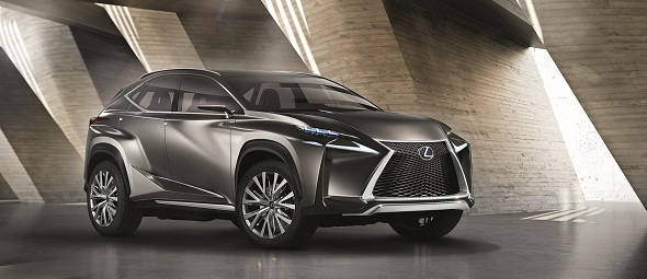 Lexus LF-NX 1