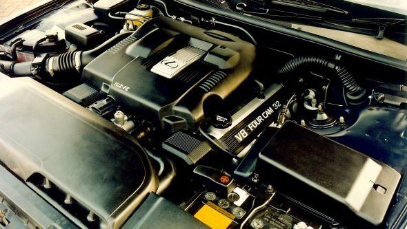 LS 400 engine
