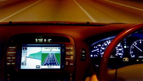 LS 430 low reflection windscreen