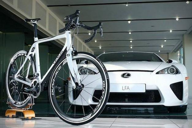 Lexus L Sport Roadbike