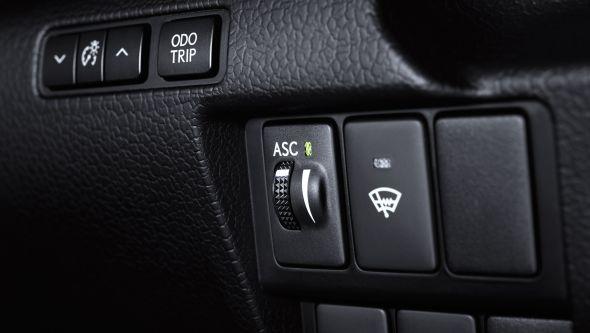 Active Sound Control dial