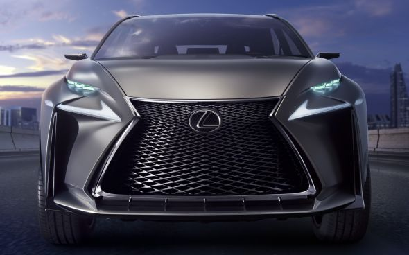 LF-NX front