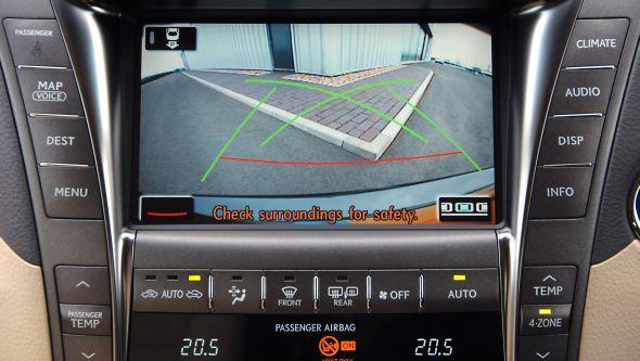 Rear-view monitor