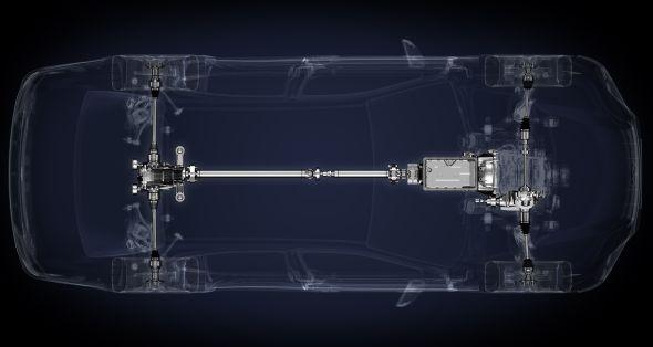GS transmission Lexus E-CVT and hybrid