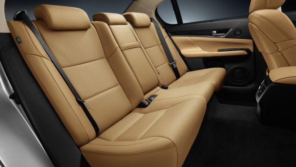 GS450h interior