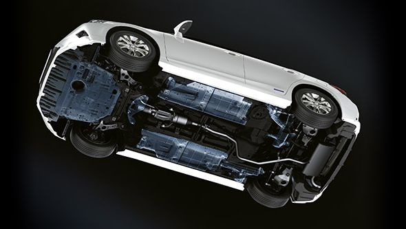CT200h aerodynamics