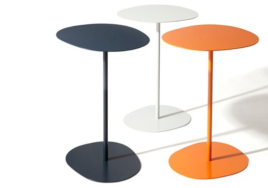 10. Lily side tables by Lucy Kurrein