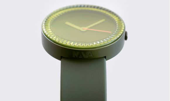 4. Bottle watch for Nava by Industrial Facility