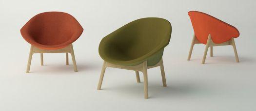 7. Modus chair by Michael Sodeau
