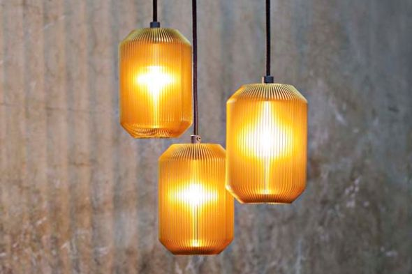 8. EOQ lighting collection by Michael Young