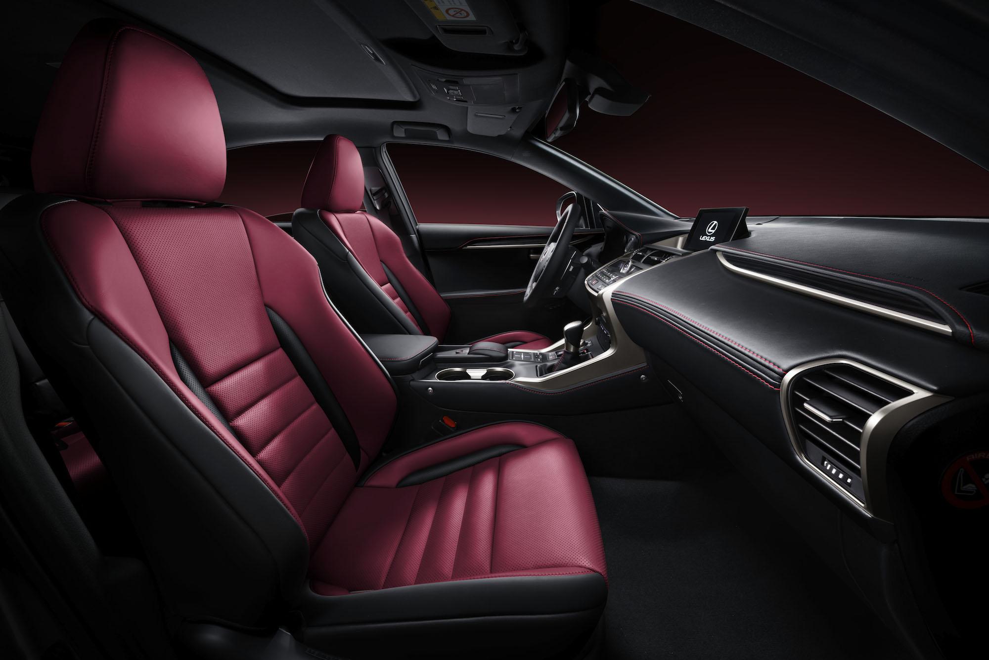 Lexus NX Interior_b_low