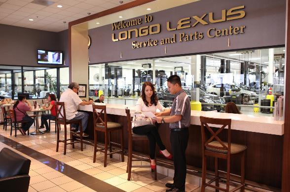 Lexus Longo 2