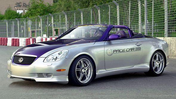 SC 430 pace car