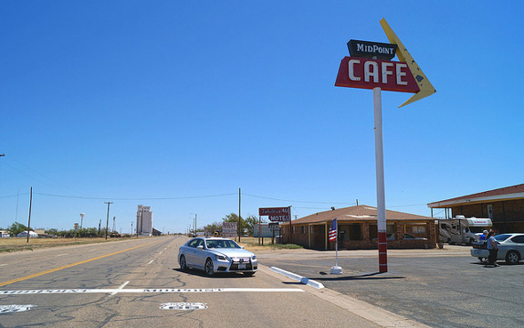 MidPoint on Route 66