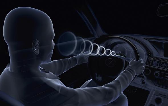 Lexus Driver Monitoring System