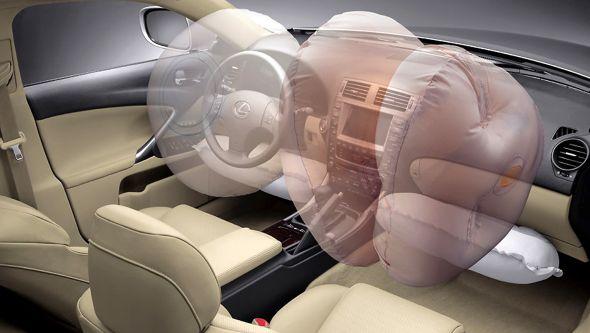 Dual-Chamber Airbag