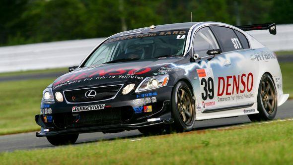 GS 450h endurance racer