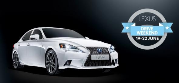 Lexus Drive Weekend