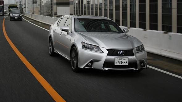 Lexus Lane Departure Warning