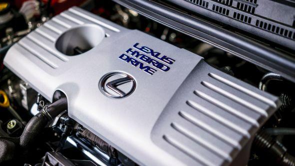 CT200h engine
