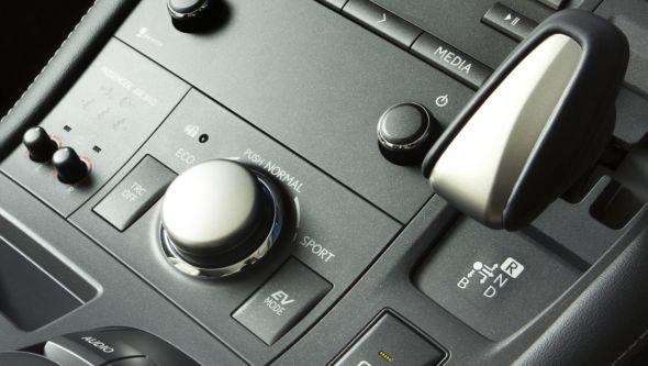 CT200h modes