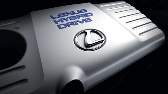 CT 200h Lexus Hybrid Drive