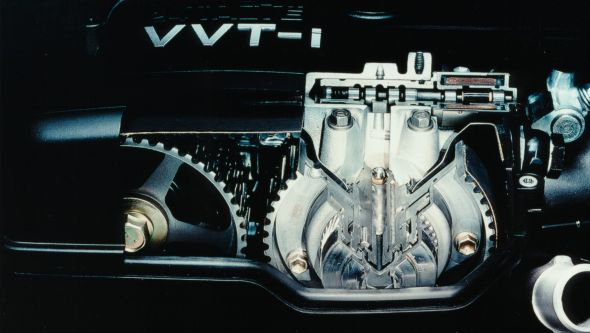 Lexus GS Engine
