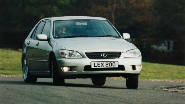 UK's oldest Lexus IS 200 1999
