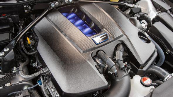 Lexus RC F hero 02