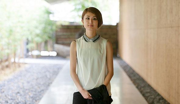 Momoko Okamoto lexus colour designer (4)