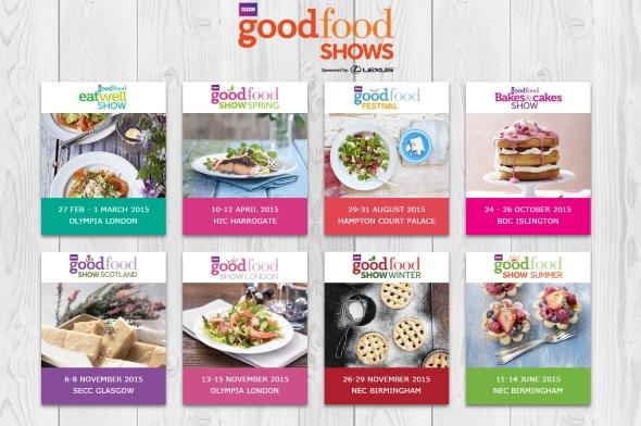 BBC Good Food Show 2015