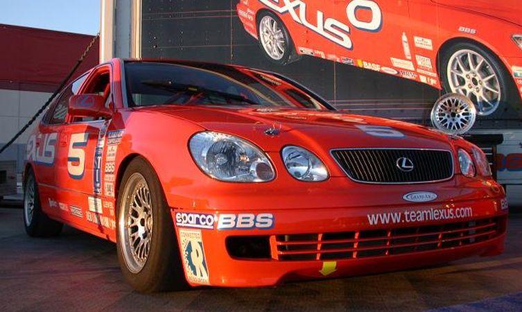 1999 Team Lexus GS 400