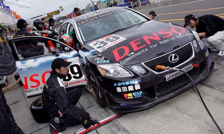 2006 Lexus GS 450h racer