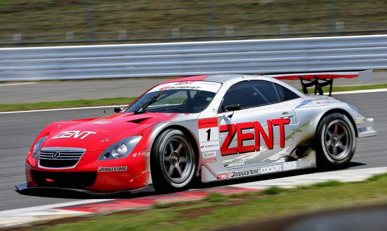 2006 Lexus SC 430 Super GT
