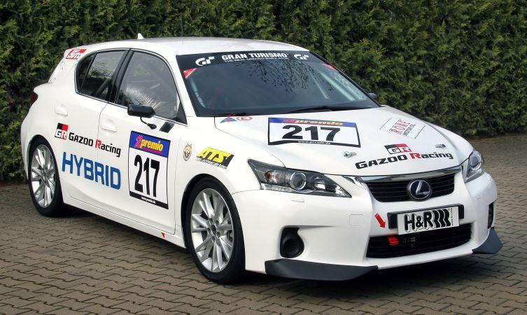 2011 Lexus CT endurance