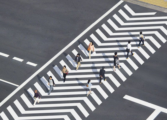 Lexus Design Award 2015 crosswalk566