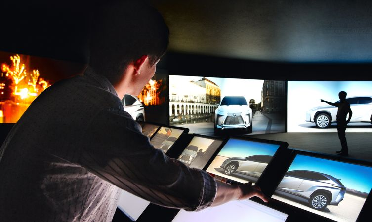 Lexus Design Centre 02