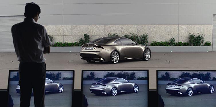 Lexus Design Centre 04