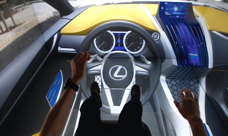 Lexus Design Centre 05