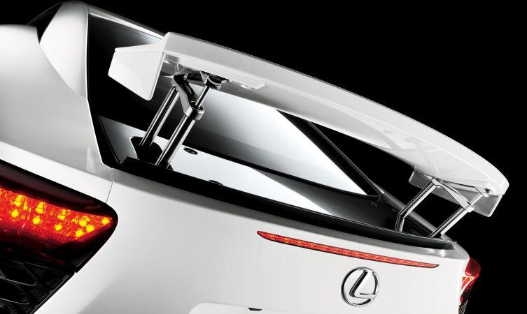 LFA wing