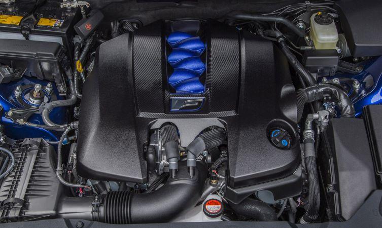 Lexus GS F 02