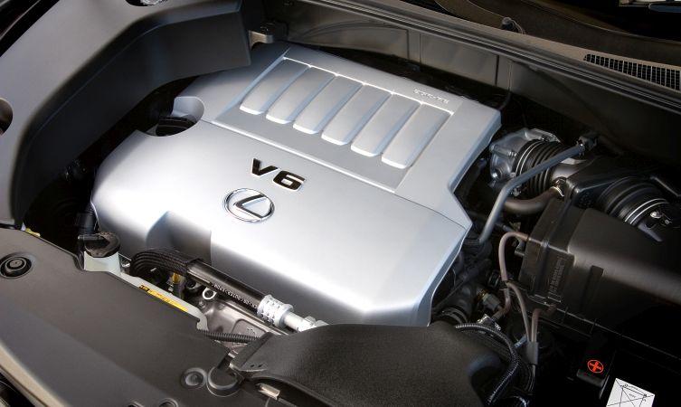 Lexus RX point 10